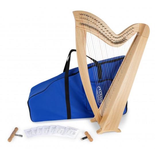 Classic Cantabile H-29 keltská harfa s 29 strunami