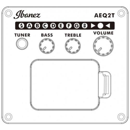 Ibanez PCBE12-OPN