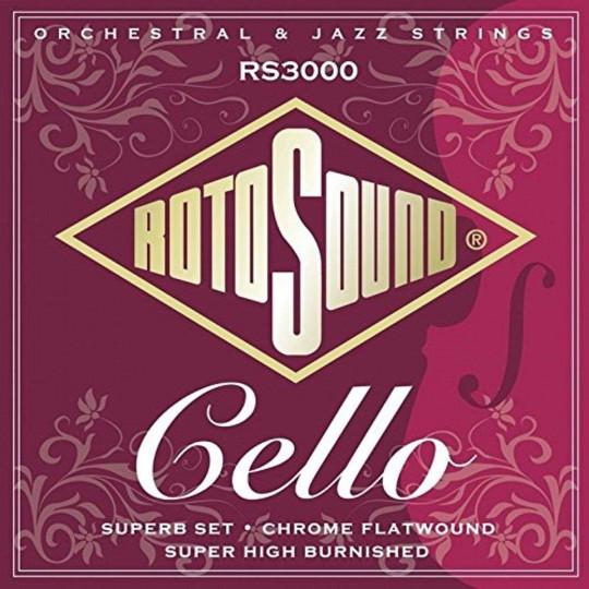 Rotosound RS 3000 - struny pro violoncello
