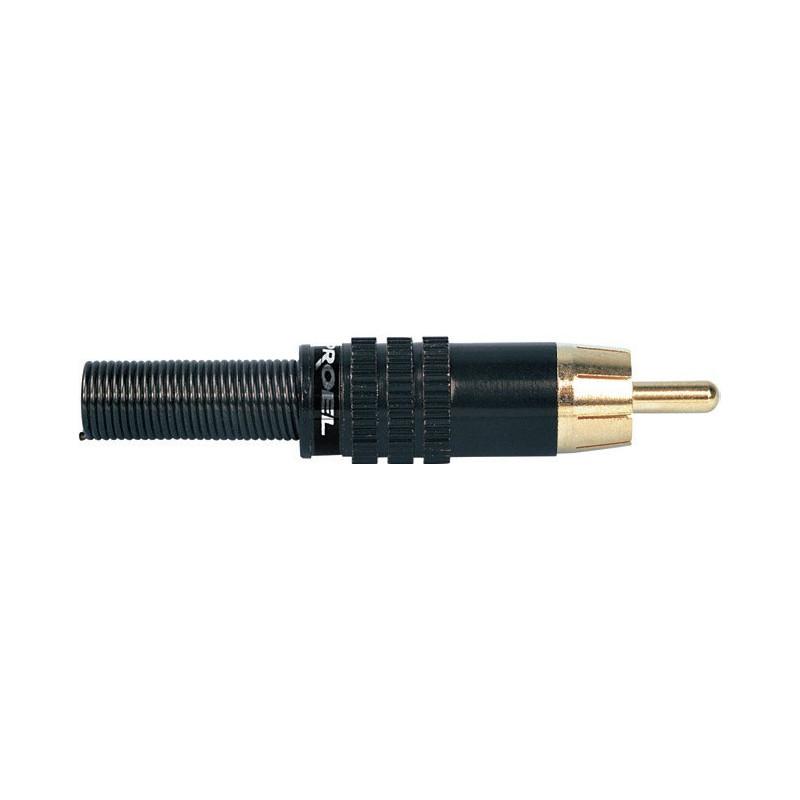 Proel MRCA25BK - konektor cinch (RCA)