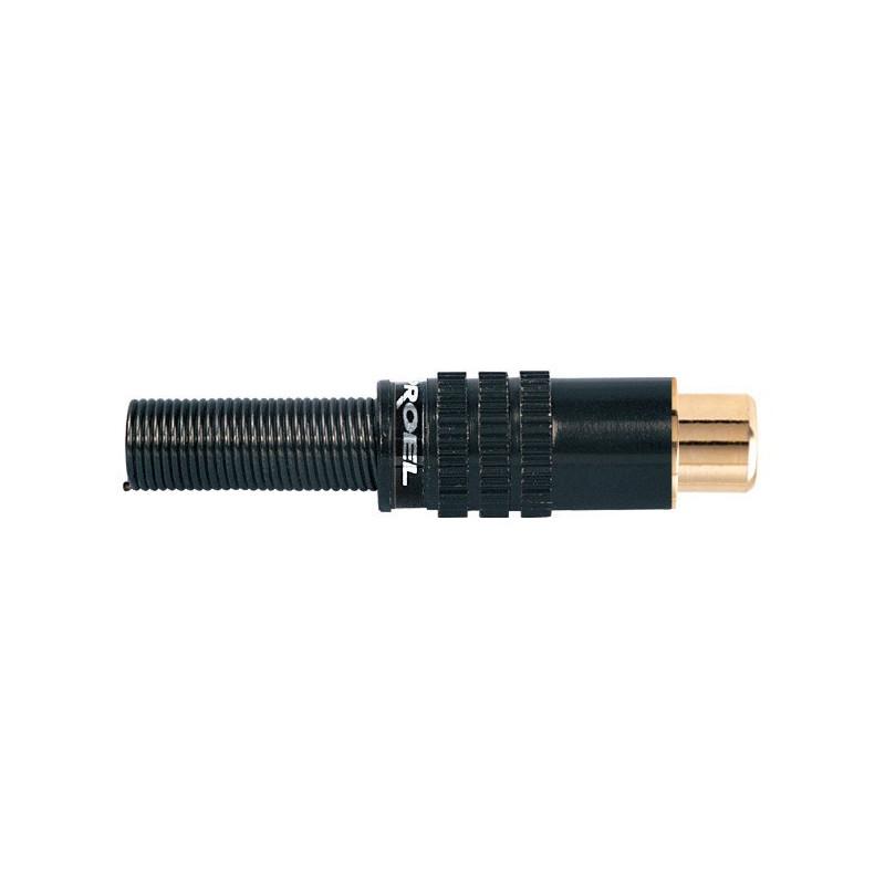 Proel PRCA25BK - konektor cinch
