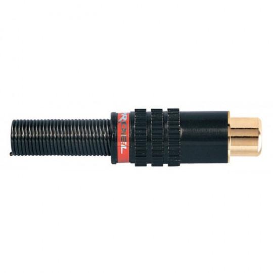 Proel PRCA25RD - konektor cinch