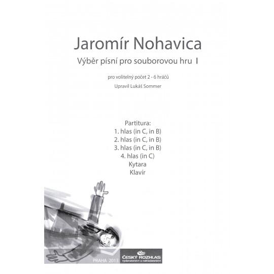 Jaromír Nohavica - Výběr písní pro souborovou hru