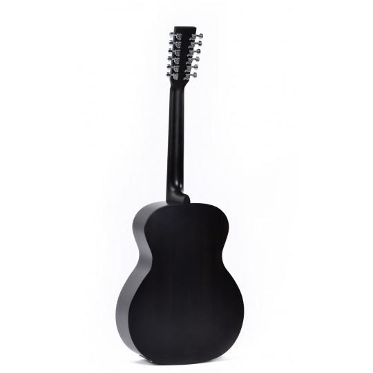 Sigma Guitars GM12E-BKB