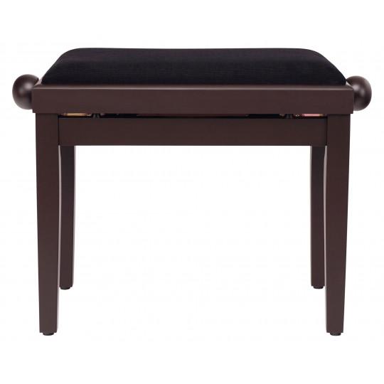 Proline klavírní stolička palisandr