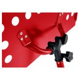Classic Cantabile Notový pult RD - odlehčený červený