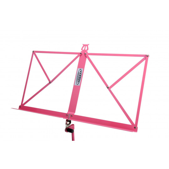PROLINE notový stojan - růžový