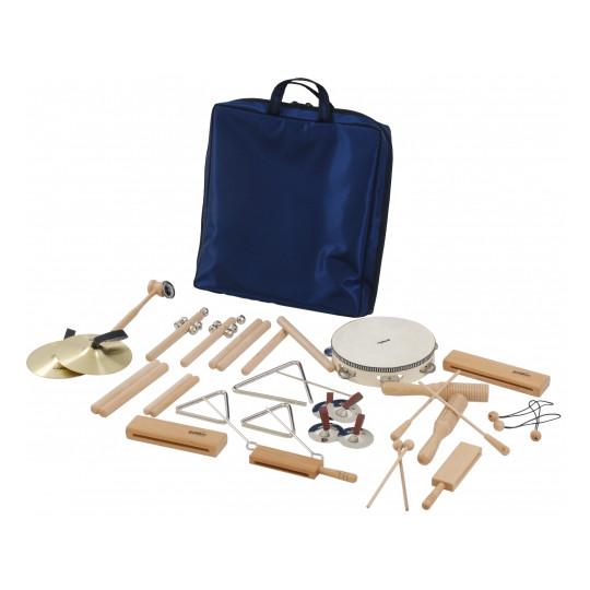 Goldon sada perkusních nástrojů v tašce