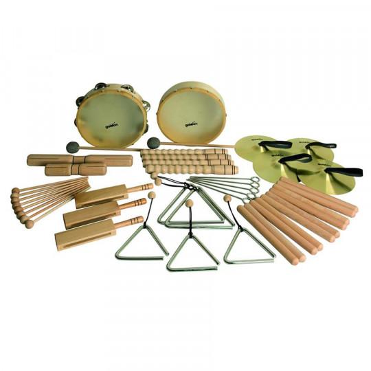 Goldon sada rytmických nástrojů v tašce sortiment 1