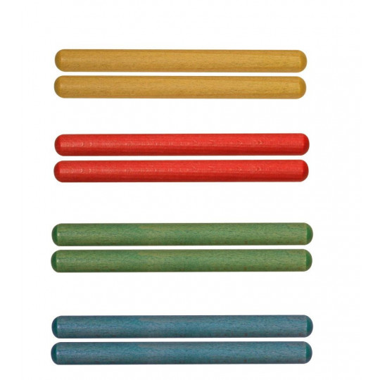Goldon ozvučná dřívka červená 18 x 200 mm
