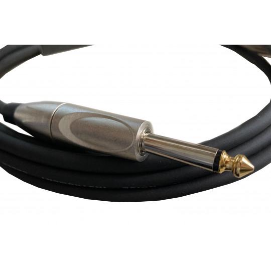 Proline KABEL Jack 6,3 TS 3 m - nástrojový kabel