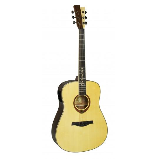 Gilmour SOFIA EQ - akustická kytara, masiv smrk