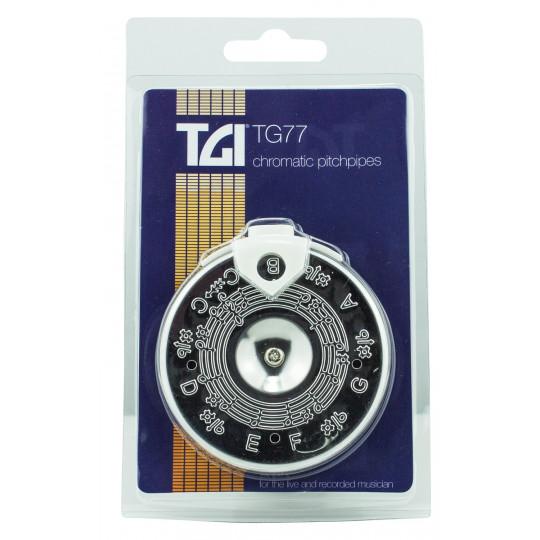 TGI TG77 foukací ladička chromatická
