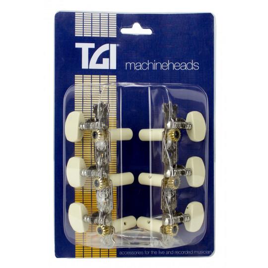 TGI TG441 ladící mechanika klasická kytara nikl
