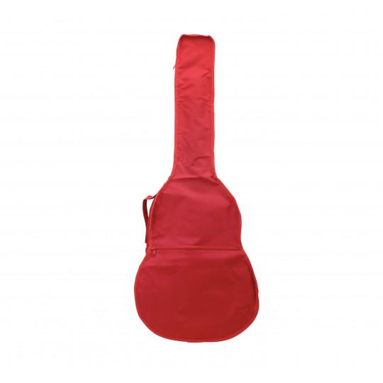 Rocktile BAG Eco obal na klasickou kytaru 4/4 červený