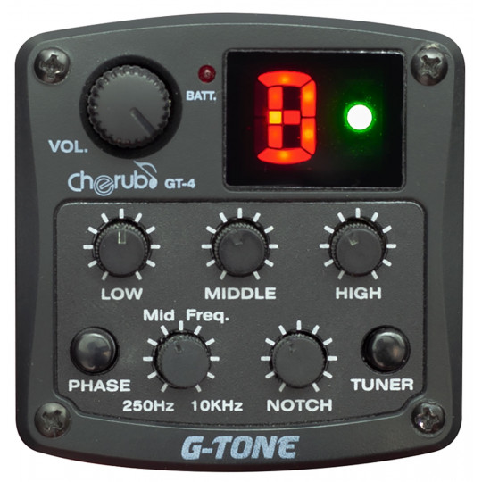 Brunswick Spare předzesilovač G-Tone GT-4
