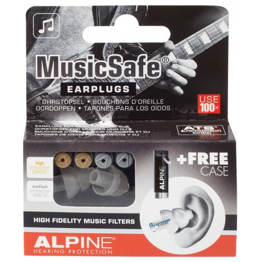 Alpine MusicSafe špunty do uší