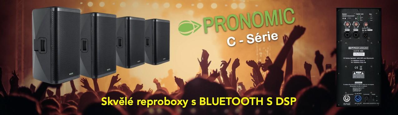 Pronomic C-série